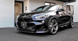 BMW X2 F39 Bodykit 3D Design Tuning 2019 22 310x165 BMW X2 (F39) SUV mit Bodykit von 3D Design aus Japan
