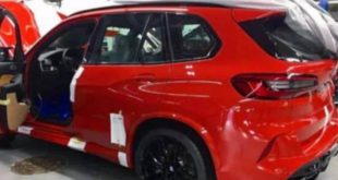 BMW X5 M 2020 Leak Competition G05 Tuning 2 310x165 BMW M5 F90 Edition 35 Jahre Happy Birthday M5