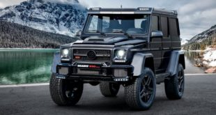 BRABUS 850 6.0 Biturbo 4x4%C2%B2 Final Edition %E2%80%9E1 of 5%E2%80%9C Mercedes G63 AMG 1 310x165 BRABUS Business Plus Interieur Mercedes Benz V Klasse