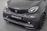 "BRABUS Ultimate E Shadow Edition Tuning 2019 Genf 8 155x103 Stromer: BRABUS Ultimate E Shadow Edition ""1 of 28"""