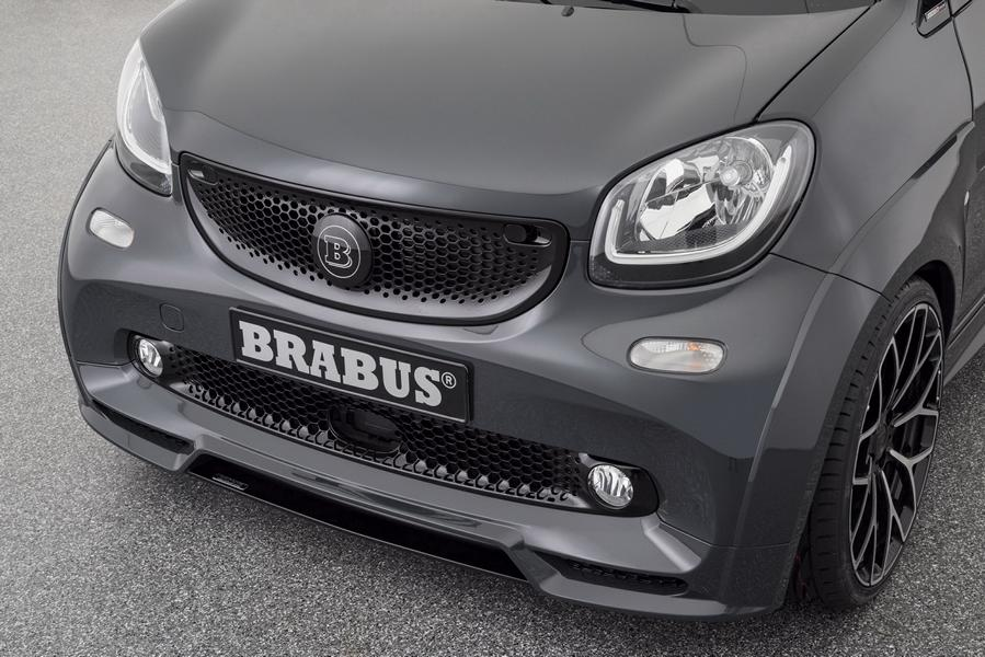 "BRABUS Ultimate E Shadow Edition Tuning 2019 Genf 8 Stromer: BRABUS Ultimate E Shadow Edition ""1 of 28"""