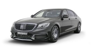 "Brabus 900 2019 Mercedes Maybach S650 Tuning 1 310x165 Irre   Mercedes BRABUS G V12 900 ""ONE OF TEN"" (W463A)"