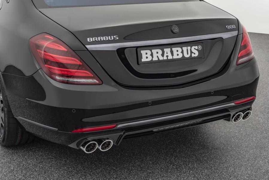 Brabus 900 2019 Mercedes Maybach S650 Tuning 8 BRABUS 900 Mercedes Maybach S 650 Luxus Supercar