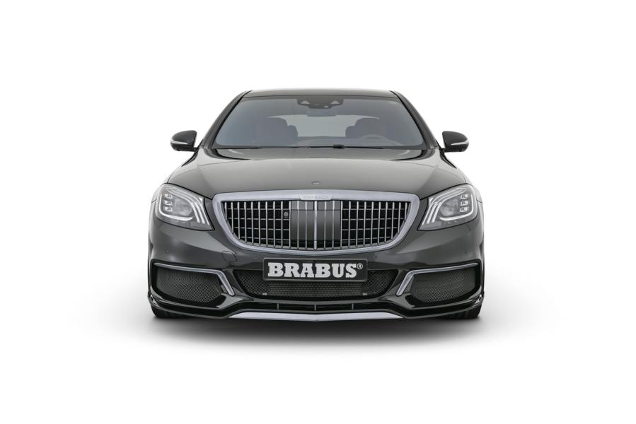 Brabus 900 2019 Mercedes Maybach S650 Tuning 9 BRABUS 900 Mercedes Maybach S 650 Luxus Supercar