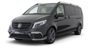 Brabus W447 Mercedes Buisness V Klasse Tuning 2019 1 310x165 BRABUS Business Plus Interieur Mercedes Benz V Klasse