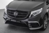 Brabus W447 Mercedes Buisness V Klasse Tuning 2019 6 190x127 BRABUS Business Plus Interieur Mercedes Benz V Klasse