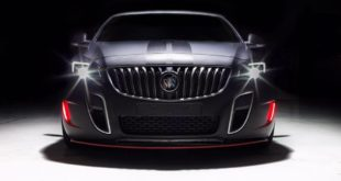 Buick Regal GS China Edition Irmscher Tuning 1 310x165 Buick Regal GS China Edition mit 290 PS und Irmscher Parts