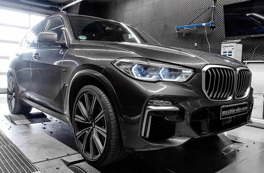 Chiptuning für den neuen BMW X5 G05 M50d xDrive 2 mcchip dkr Chiptuning für den neuen BMW X5 G05 M50d xDrive