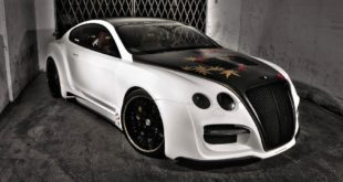 Continental GT Tetsu GTR Tuning ASI 310x165 Bentley with a difference! Continental GT as Tetsu GTR from ASI