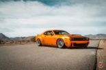 Dodge Challenger Widebody Vossen ERA 3 Airlift Tuning 12 155x103 Dodge Challenger SRT Widebody auf Vossen ERA 3 Alus
