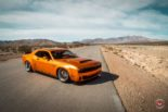 Dodge Challenger Widebody Vossen ERA 3 Airlift Tuning 13 155x103 Dodge Challenger SRT Widebody auf Vossen ERA 3 Alus