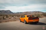 Dodge Challenger Widebody Vossen ERA 3 Airlift Tuning 15 155x103 Dodge Challenger SRT Widebody auf Vossen ERA 3 Alus
