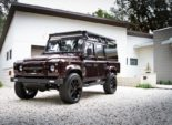 ECD Land Rover Defender Project Camper LS3 V8 Tuning 2 155x113 ECD Land Rover Defender   Project Camper mit 565 PS