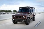 ECD Land Rover Defender Project Camper LS3 V8 Tuning 23 155x103 ECD Land Rover Defender   Project Camper mit 565 PS