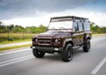 ECD Land Rover Defender Project Camper LS3 V8 Tuning 24 155x109 ECD Land Rover Defender   Project Camper mit 565 PS