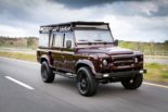 ECD Land Rover Defender Project Camper LS3 V8 Tuning 25 155x103 ECD Land Rover Defender   Project Camper mit 565 PS