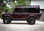 ECD Land Rover Defender Project Camper LS3 V8 Tuning 3 155x108 ECD Land Rover Defender   Project Camper mit 565 PS