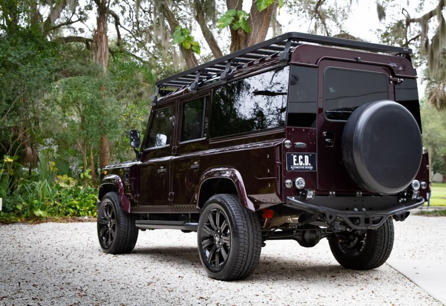 ECD Land Rover Defender Project Camper LS3 V8 Tuning 6 ECD Land Rover Defender   Project Camper mit 565 PS