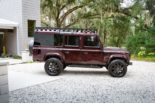 ECD Land Rover Defender Project Camper LS3 V8 Tuning 8 155x103 ECD Land Rover Defender   Project Camper mit 565 PS