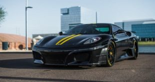 Ferrari F430 Berlinetta Challenge Forgiato Tuning 310x165 Ferrari F430 Berlinetta with Challenge Kit & Forgiato Alus