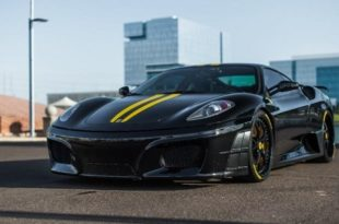 Ferrari F430 Berlinetta Challenge Forgiato Tuning 310x205 Ferrari F430 Berlinetta with Challenge Kit & Forgiato Alus