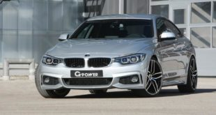 G POWER 440i Gran Coup%C3%A9 F36 Tuning Limited 5 310x165 G Power   ein Tuner und Trendsetter für BMW & Mercedes
