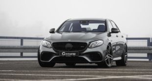 G Power Mercedes E63s AMG W213 S213 Tuning 1 310x165 G Power   BMW & Mercedes mit maximaler Leistung