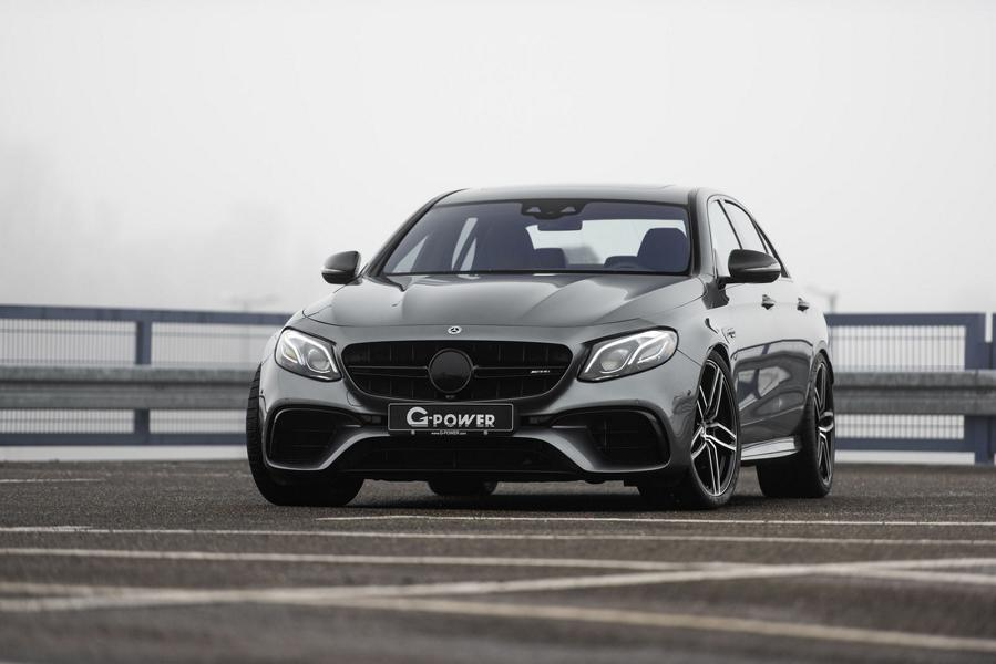 G Power Mercedes E63s AMG W213 S213 Tuning 1 Brutal: 800 PS & 1.000 NM im G Power Mercedes E63s AMG