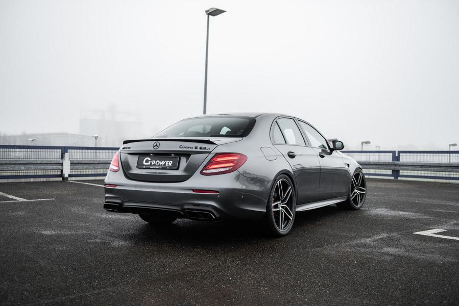G Power Mercedes E63s AMG W213 S213 Tuning 3 Brutal: 800 PS & 1.000 NM im G Power Mercedes E63s AMG