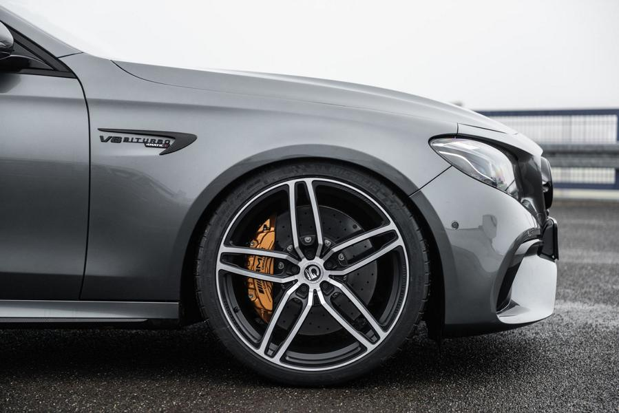 G Power Mercedes E63s AMG W213 S213 Tuning 6 Brutal: 800 PS & 1.000 NM im G Power Mercedes E63s AMG