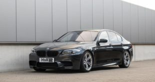 HR Gewindefedern BMW M5 F10 3 310x165 Video: 760 HP BMW M5 F90 vs. 1.000 HP Lambo & Co.