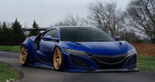Liberty Walk Widebody Acura NSX auf AG Luxury Wheels 3 310x165 Liberty Walk Widebody Acura NSX auf AG Luxury Wheels