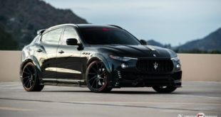 Maserati Levante Zero Widebody Savini Wheels Header 310x165 Maserati Levante Zero Widebody by Creative Bespoke