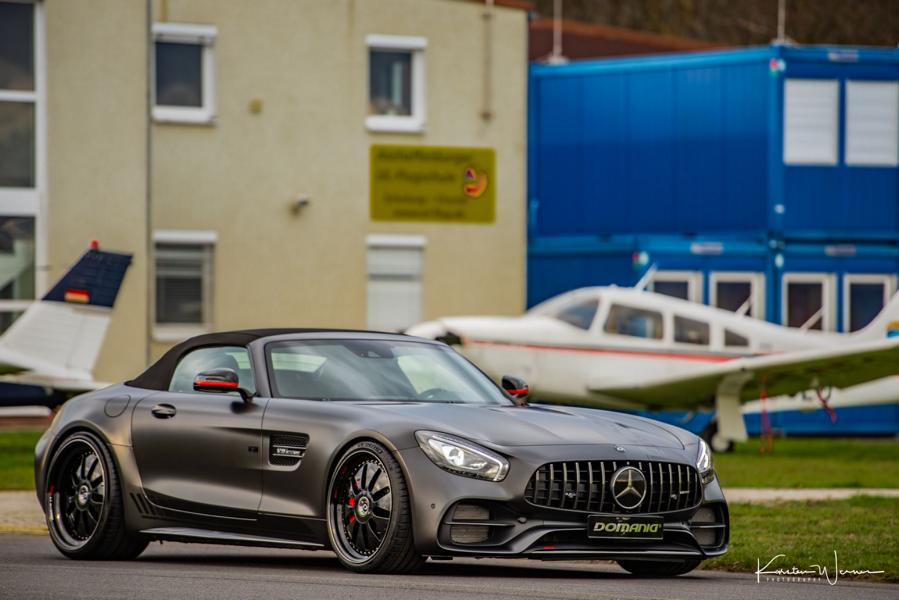 Mercedes AMG GT C Edition 50 Tuning Domanig 2019 9 650 PS Mercedes AMG GT C Edition 50 vom Tuner Domanig