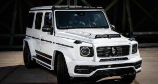 Mercedes G Klasse LUMMA CLR G770 W464 Widebody 2019 1 1 310x165 Vorschau: 680 PS Widebody LUMMA CLR X7   BMW X7