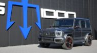 Mercedes G63 AMG POSAIDON G RS 880 W464 W463 Tuning 3 190x105 Platzhirsch: 880 PS Mercedes G63 AMG POSAIDON G RS