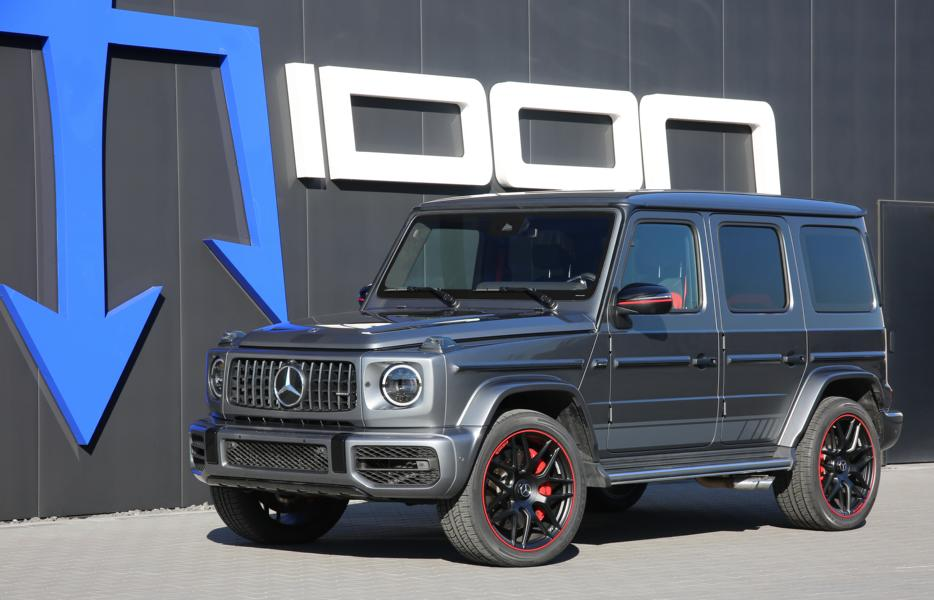 Mercedes G63 AMG POSAIDON G RS 880 W464 W463 Tuning 4 Platzhirsch: 880 PS Mercedes G63 AMG POSAIDON G RS