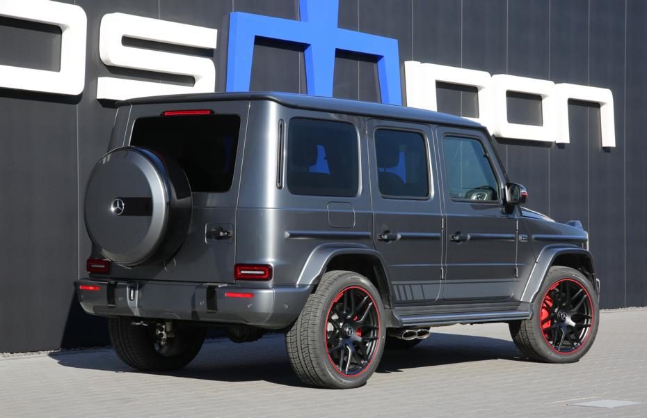 Mercedes G63 AMG POSAIDON G RS 880 W464 W463 Tuning 5 Platzhirsch: 880 PS Mercedes G63 AMG POSAIDON G RS
