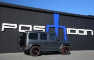 Mercedes G63 AMG POSAIDON G RS 880 W464 W463 Tuning 6 190x121 Platzhirsch: 880 PS Mercedes G63 AMG POSAIDON G RS