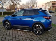 "Opel Grandland X %E2%80%9EBlack White%E2%80%9C Tuning Irmscher 3 190x142 Opel Grandland X ""Black & White"" vom Tuner Irmscher"