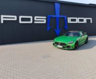 POSAIDON GT RS 830 Mercedes Benz AMG GT R Tuning 2019 1 190x156 POSAIDON GT RS 830+ Mercedes Benz AMG GT R mit 900 PS
