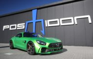 POSAIDON GT RS 830 Mercedes Benz AMG GT R Tuning 2019 11 190x122 POSAIDON GT RS 830+ Mercedes Benz AMG GT R mit 900 PS