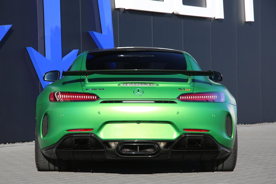 POSAIDON GT RS 830 Mercedes Benz AMG GT R Tuning 2019 12 POSAIDON GT RS 830+ Mercedes Benz AMG GT R mit 900 PS