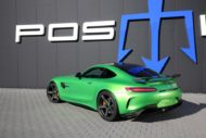 POSAIDON GT RS 830 Mercedes Benz AMG GT R Tuning 2019 2 1 190x127 POSAIDON GT RS 830+ Mercedes Benz AMG GT R mit 900 PS