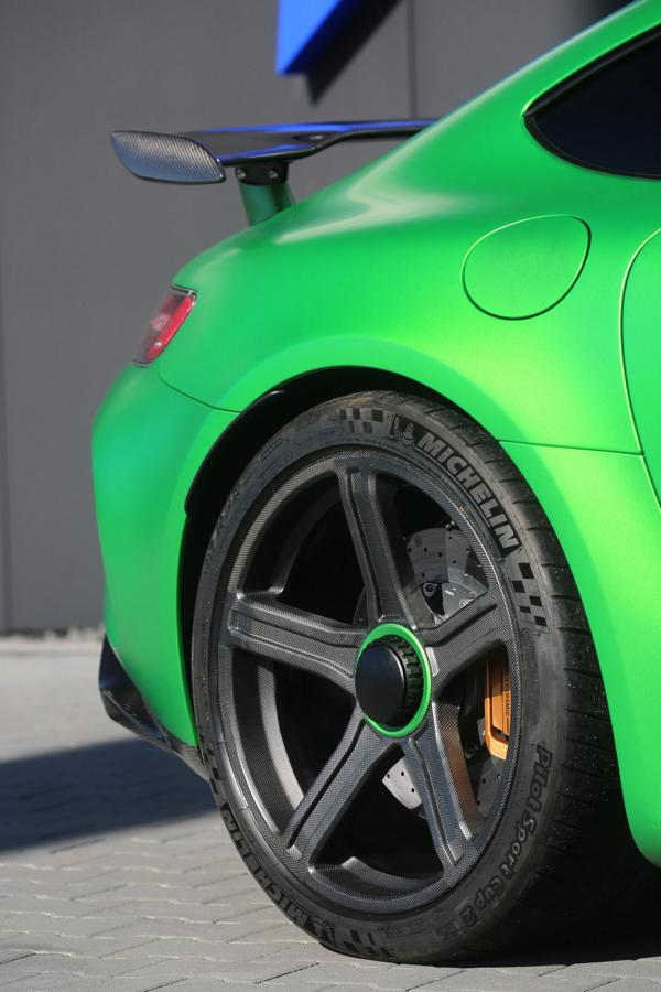 POSAIDON GT RS 830 Mercedes Benz AMG GT R Tuning 2019 4 1 POSAIDON GT RS 830+ Mercedes Benz AMG GT R mit 900 PS