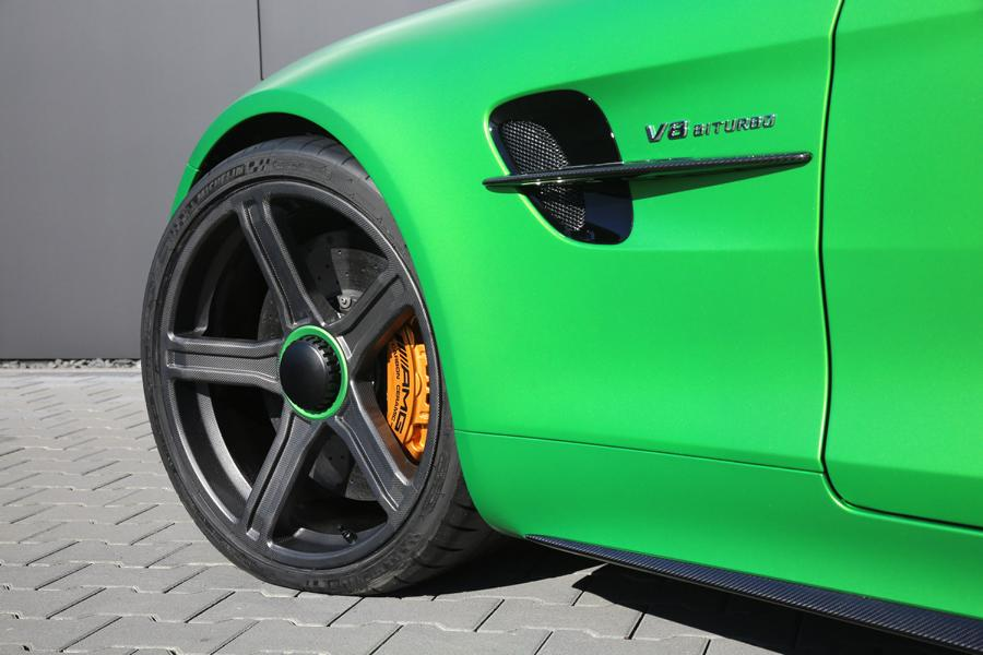 POSAIDON GT RS 830 Mercedes Benz AMG GT R Tuning 2019 5 POSAIDON GT RS 830+ Mercedes Benz AMG GT R mit 900 PS