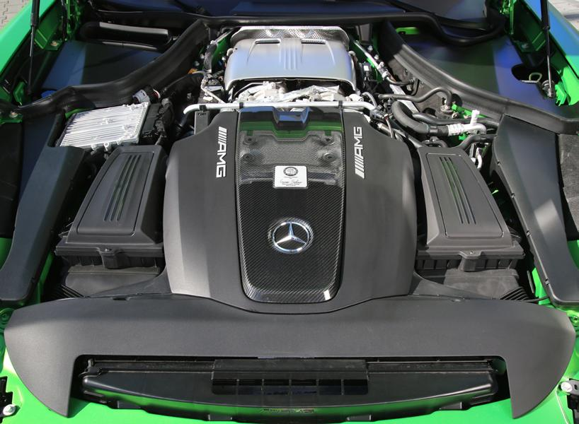 POSAIDON GT RS 830 Mercedes Benz AMG GT R Tuning 2019 9 POSAIDON GT RS 830+ Mercedes Benz AMG GT R mit 900 PS