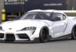 Pandem Toyota Supra A90 Widebody kit 2 1 110x75 Preview: Pandem Toyota Supra (A90) Widebody kit