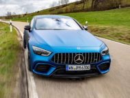 Performmaster Mercedes AMG GT 63 S 1of31 Tuning 2019 16 190x143 Limited Edition: Performmaster Mercedes AMG GT 63 S 1of31