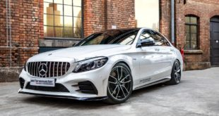 Performmaster Mercedes C43 AMG W205 Tuning 2 310x165 Performmaster Mercedes C43 AMG with 460 PS & 610Nm